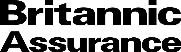free vector Britannic assurance logo