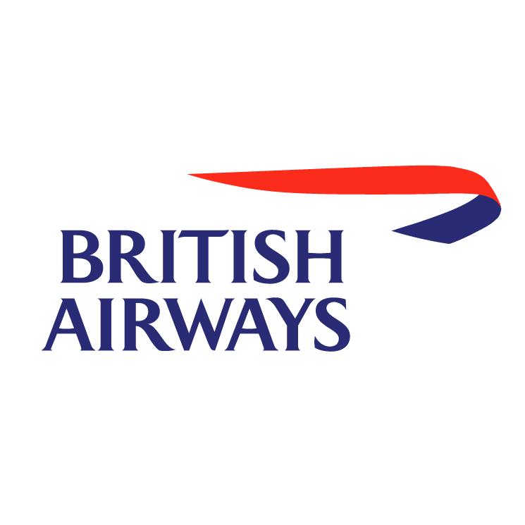 free vector British airways 1