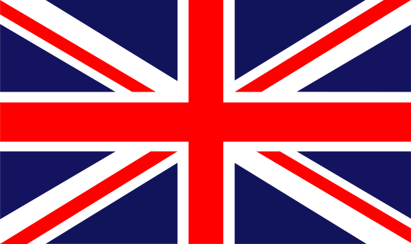 free vector British Flag clip art