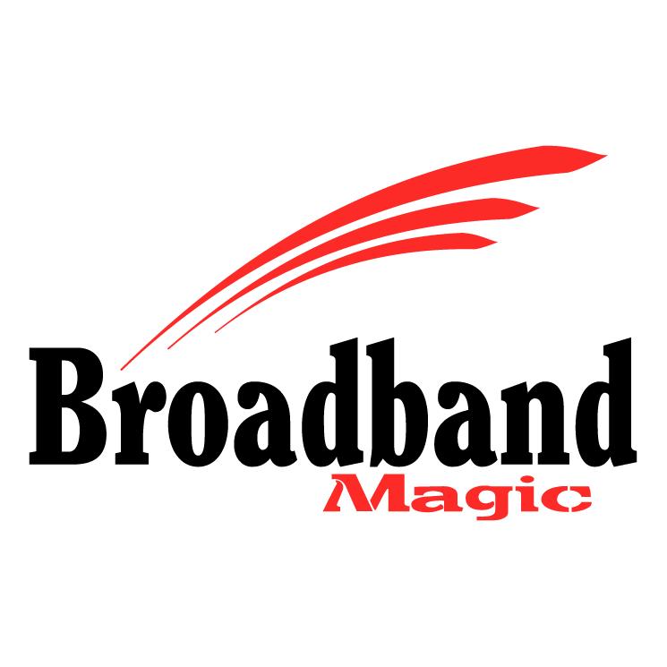 free vector Broadband magic