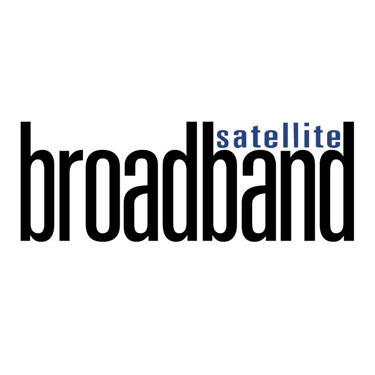free vector Broadband satellite