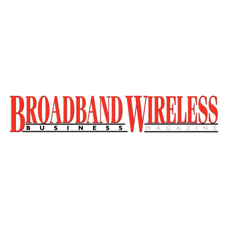 free vector Broadband wireless