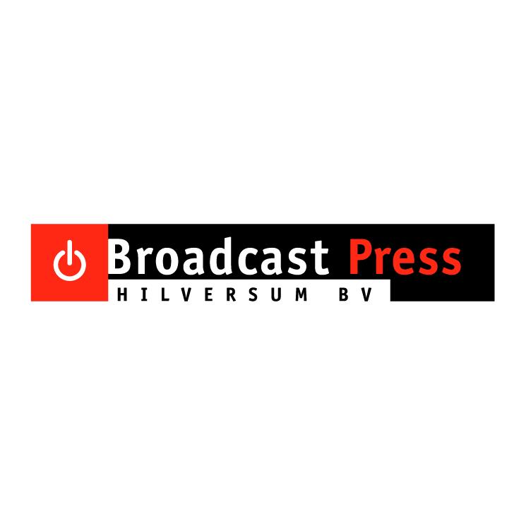 free vector Broadcast press