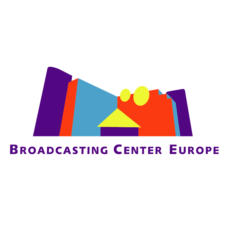 free vector Broadcasting center europe