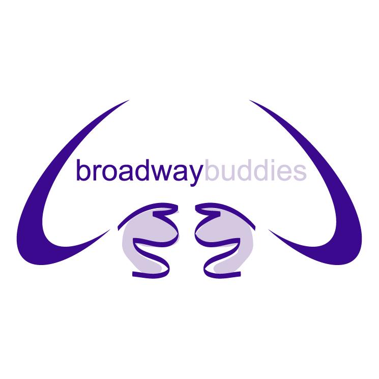free vector Broadway buddies