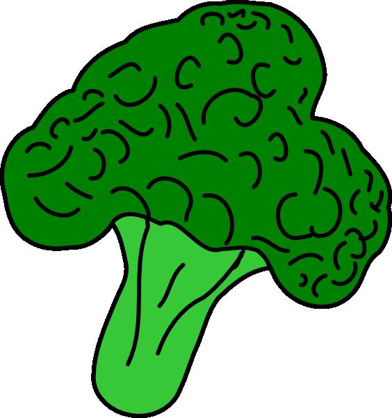 free vector Broccoli clip art