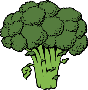free vector Broccoli clip art