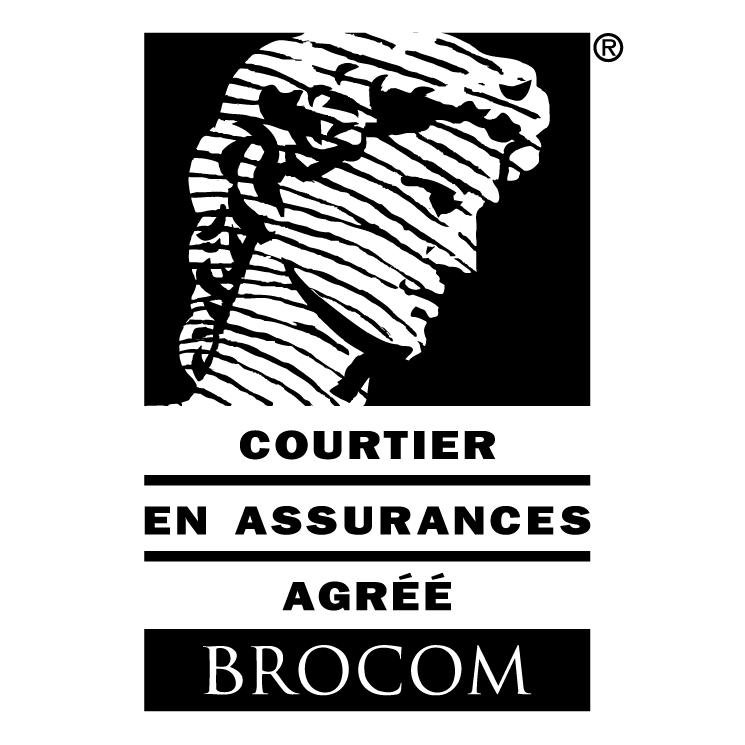 free vector Brocom
