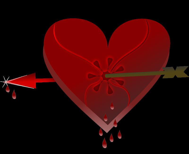 free vector Broken Heart 3