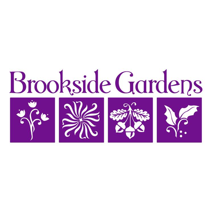 free vector Brookside gardens