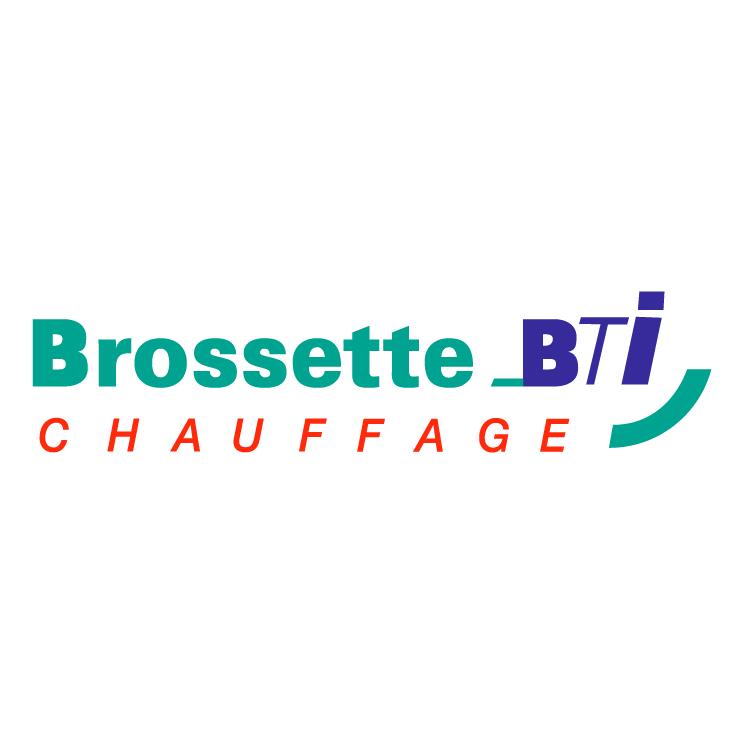 free vector Brossette bti chauffage