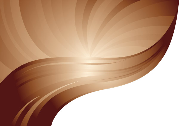 free vector Brown dynamic lines of the background vector 2