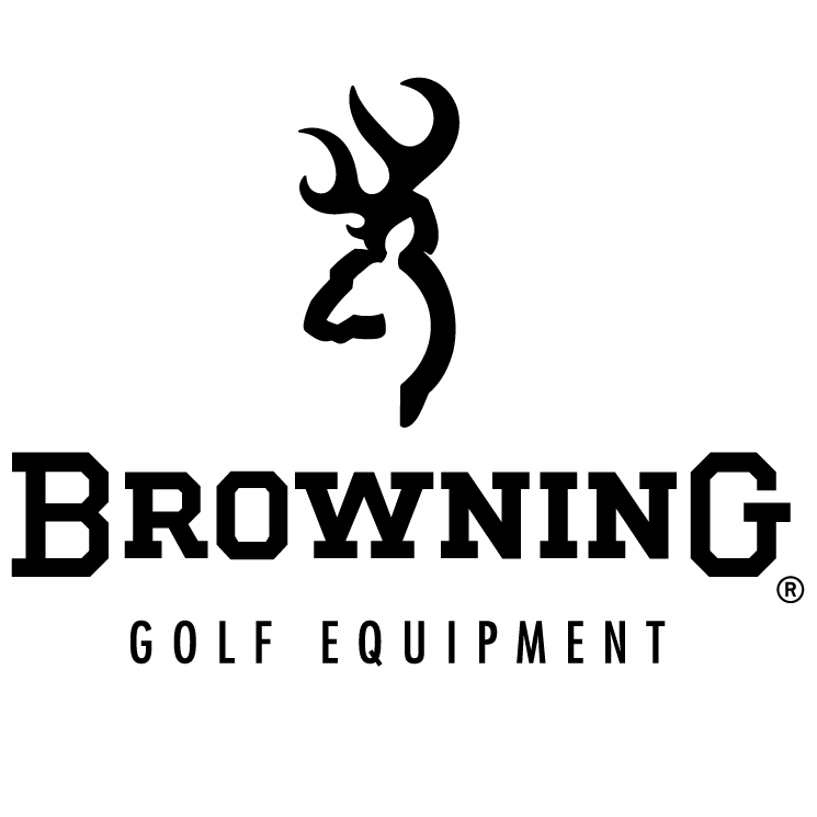 free vector Browning golf equipment