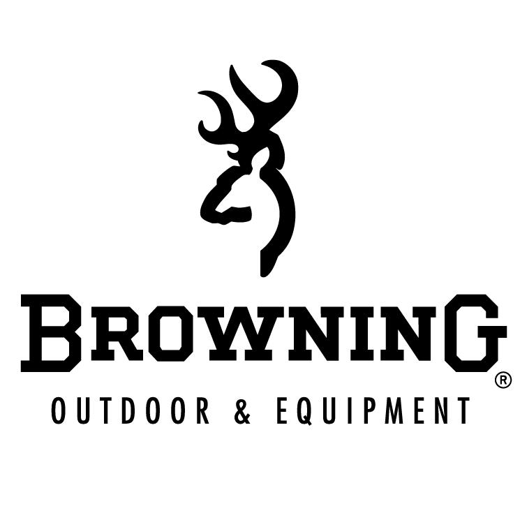 free vector Browning outdoor equipment