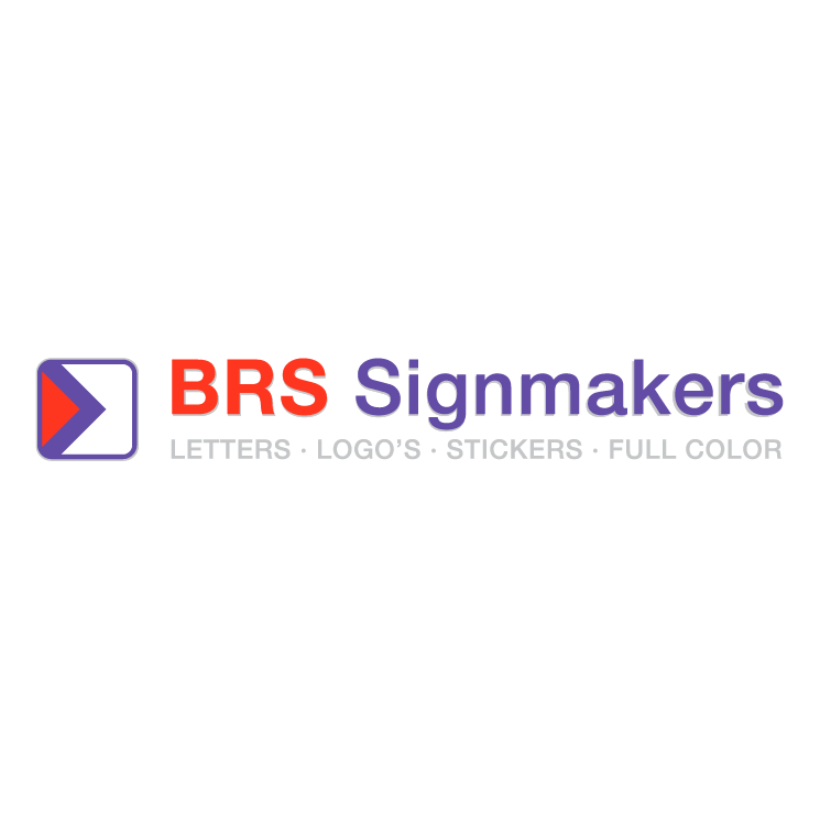 free vector Brs signs