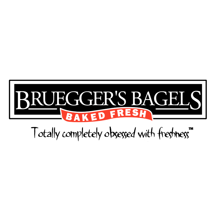 free vector Brueggers bagels