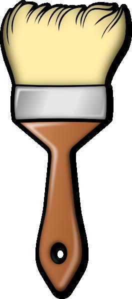 free vector Brush clip art 107741