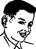 free vector Brush Top Haircut clip art
