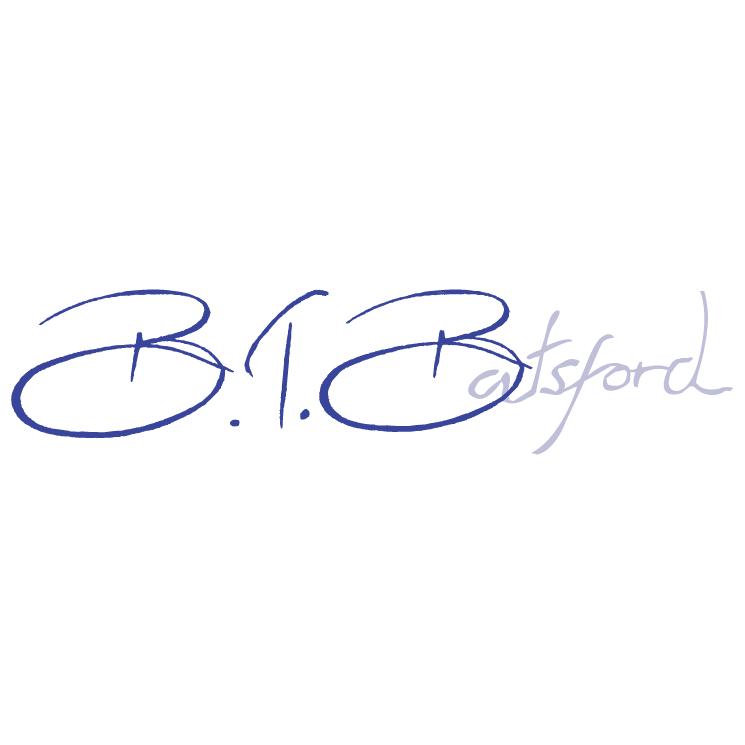 free vector Bt batsford