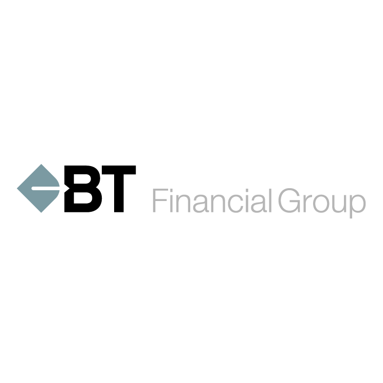 free vector Bt financial group