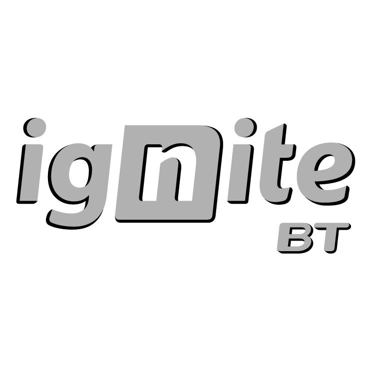 free vector Bt ignite 0