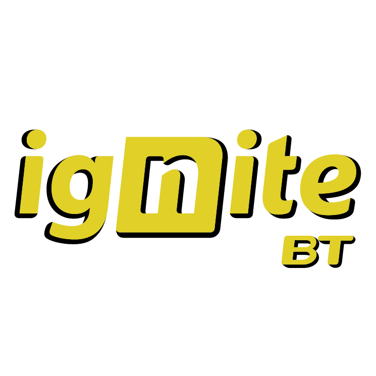 free vector Bt ignite
