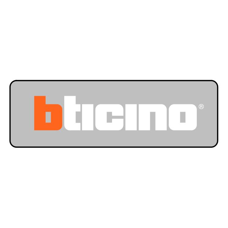 free vector Bticino electric