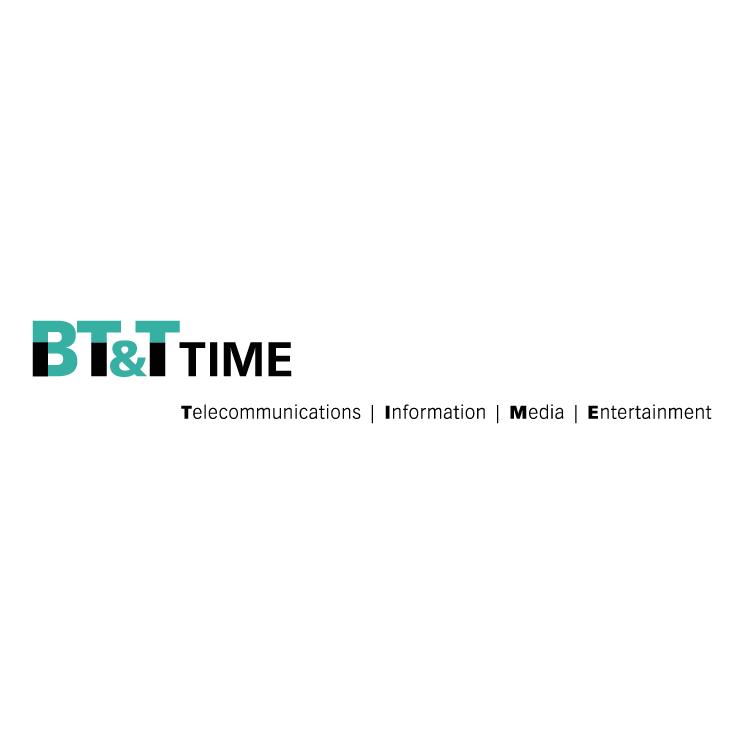 free vector Btt time