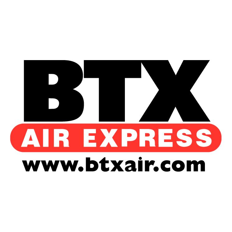 free vector Btx air express