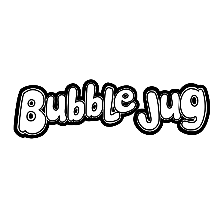 free vector Bubble jug