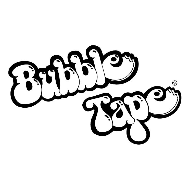 free vector Bubble tape 0