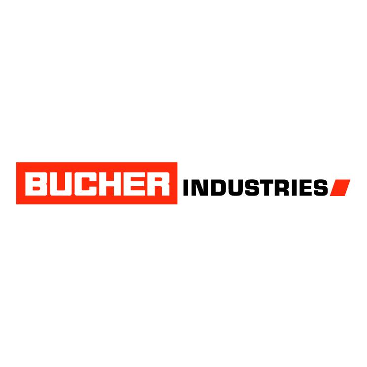 free vector Bucher industries