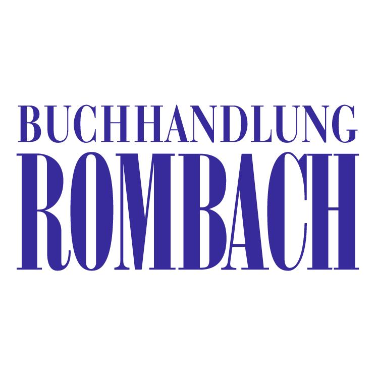 free vector Buchhandlung rombach