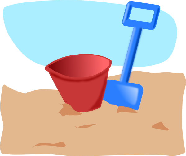 bucket and spade clip art free vector 4vector rh 4vector com space clipart for kids-drawings space clipart free