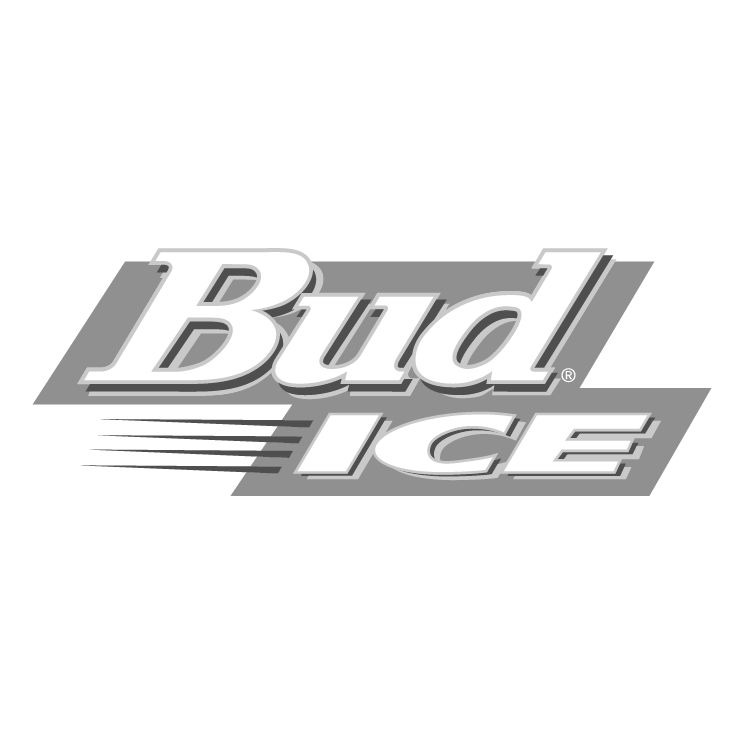 free vector Bud ice