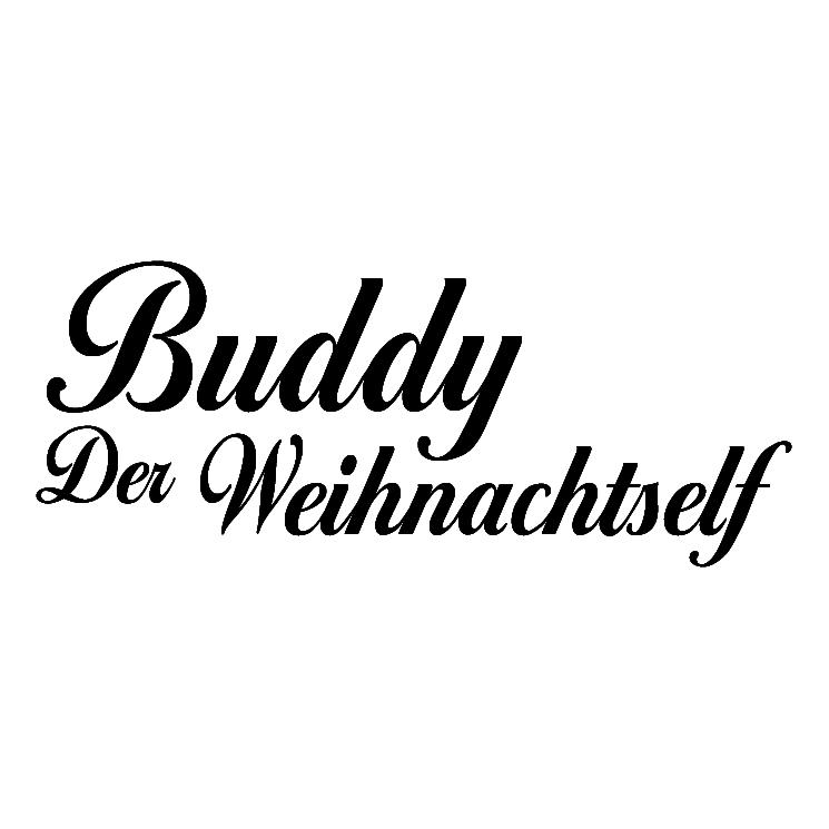 free vector Buddy der weihnachtself