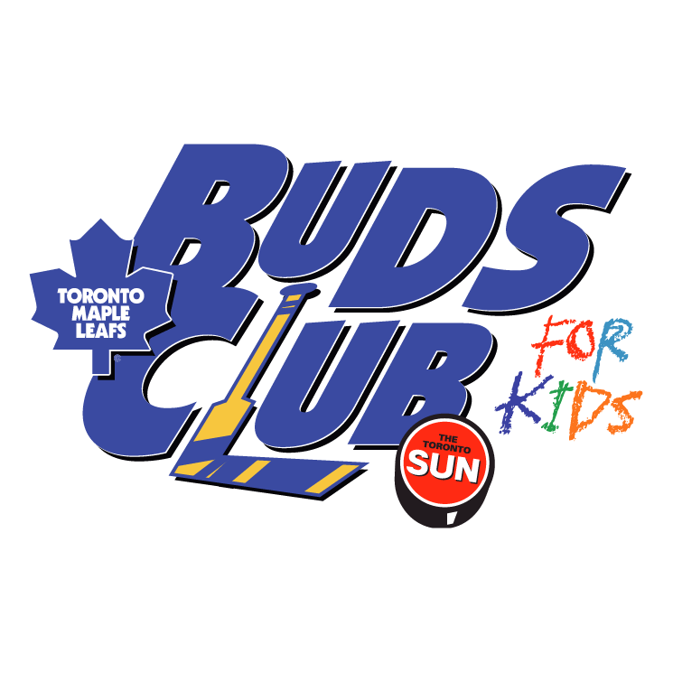 free vector Buds club for kids