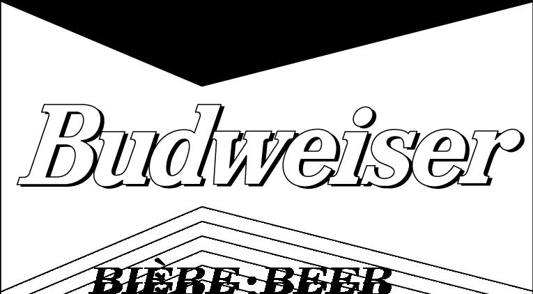 free vector Budweiser logo4