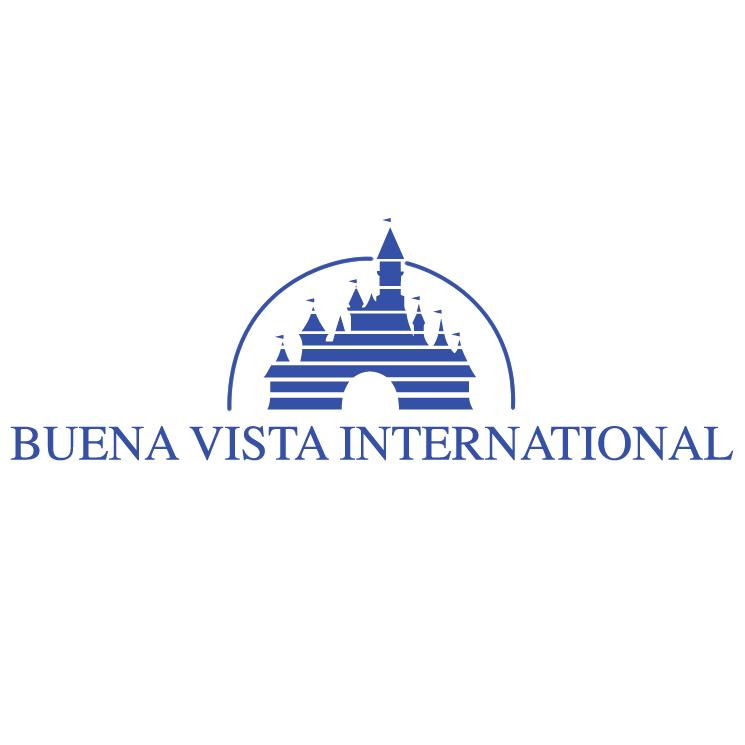 free vector Buena vista international
