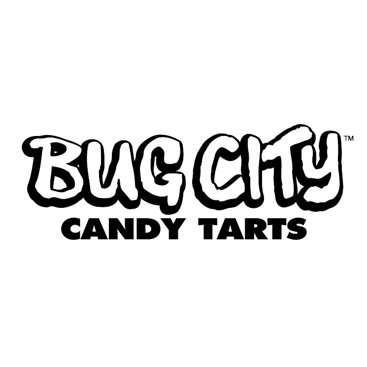 free vector Bug city