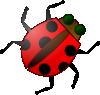 free vector Bug clip art
