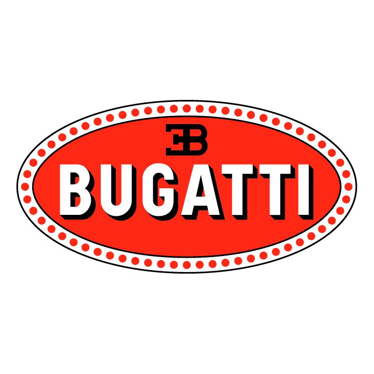 free vector Bugatti 1