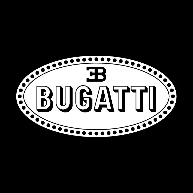 free vector Bugatti 2