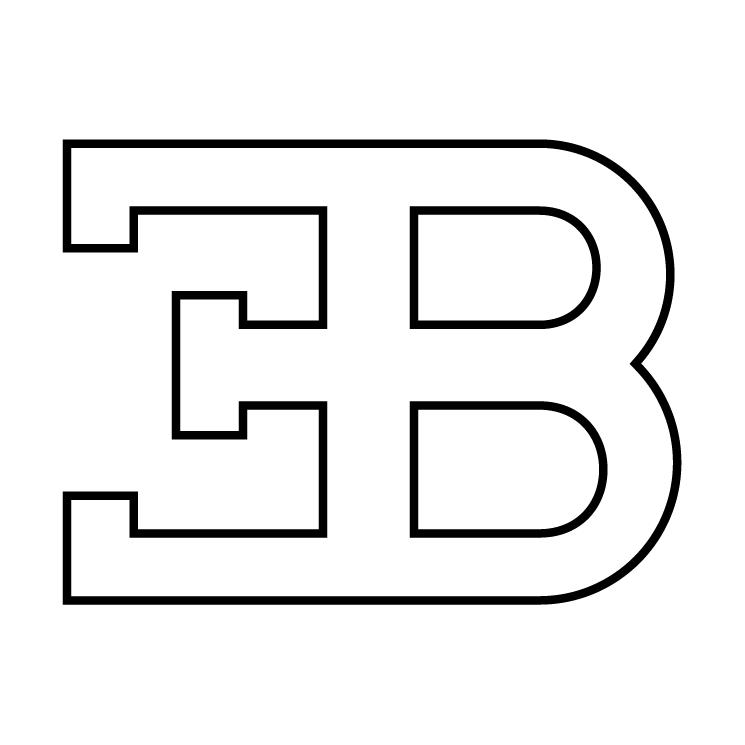 free vector Bugatti eb 0