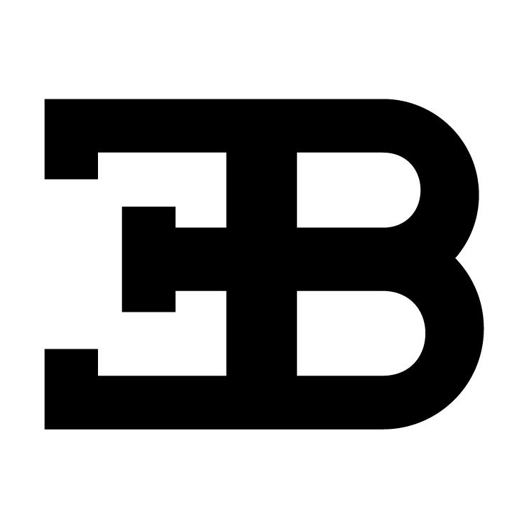 free vector Bugatti eb
