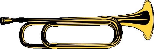 free vector Bugle clip art