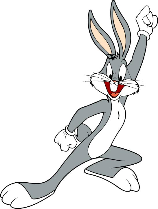 Bugs Bunny Bugs Bunny Cartoon Clip Art Free Vector 4vector