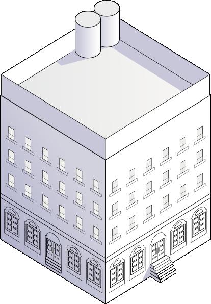 free vector Building clip art