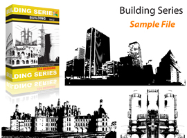 free vector Building Series