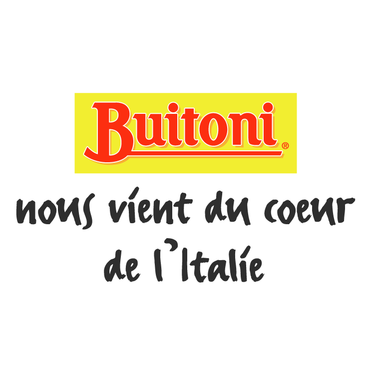 free vector Buitoni 0